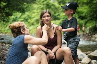 Photo: Face painting at Fort Dummer State Park