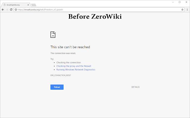 ZeroWiki