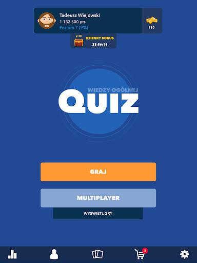 Super Quiz - Wiedzy Ogu00f3lnej Polskie android2mod screenshots 9