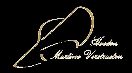 Hoeden Martine Verstraeten logo