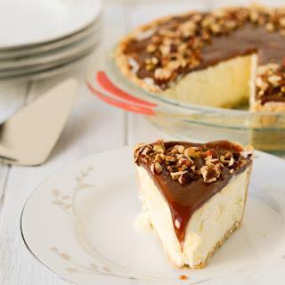 Cinnamon Bun Ice Cream Pie