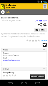 Barbados Yellow Pages screenshot 5