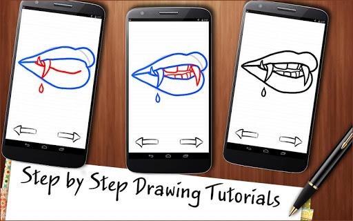 教育必備免費app推薦|Draw Vampires線上免付費app下載|3C達人阿輝的APP