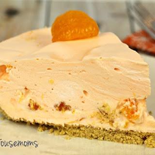 Creamsicle Chiffon Pie