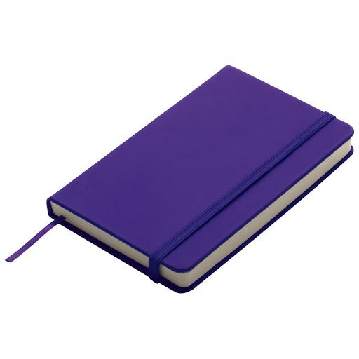 A6 Smooth PU Notebook Pink