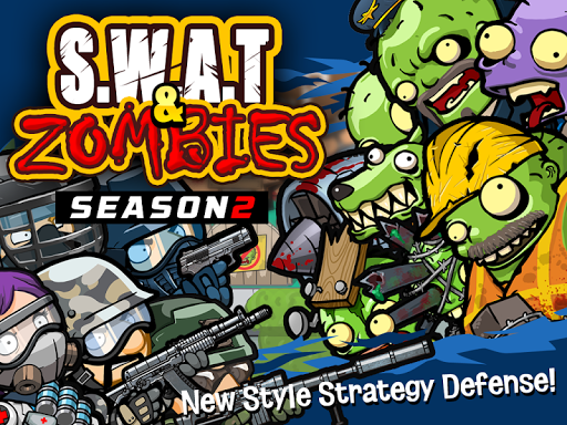 SWAT and Zombies - Defense & Battle 2.2.2 Screenshots 17