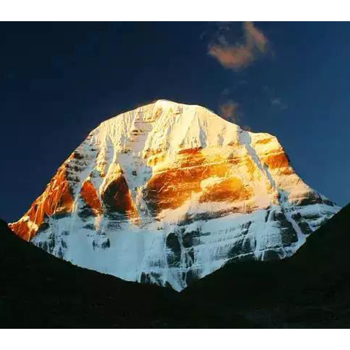 Mount Hd Wallpaper: Download Kailash Parvat Wallpapers For PC