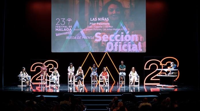 Palmarés del 23 Festival de Málaga