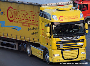Photo: Gelb regiert die Welt :-) -----> just take a look and enjoy www.truck-pics.eu