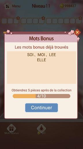 Briser des Motsuff1aJeu de Puzzle les Blocs de Mots 1.751 screenshots 3