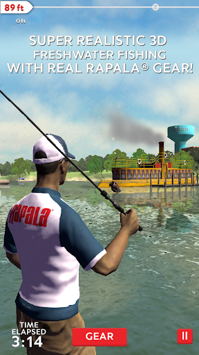 Rapala Fishing - Daily Catch  screenshots 2