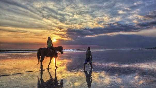 Seminyak-Horse-Ride