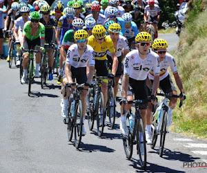 Indrukwekkend: met dit team trekt Sky naar de Amstel Gold Race