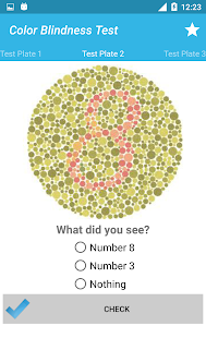 Color Blindness Test- screenshot thumbnail