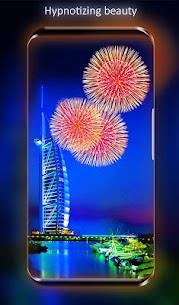 Fireworks Live Wallpaper 4