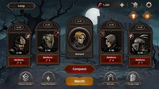 King's Blood: The Defense apkdomains screenshots 1