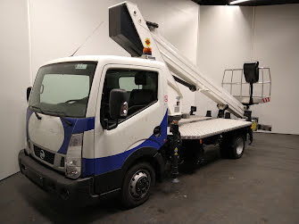 Picture of a ISOLI PT 200 / NISSAN CABSTAR