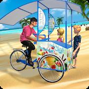 Free Beach Ice Cream Shop: Ice Cream Delivery Games APK for Windows 8