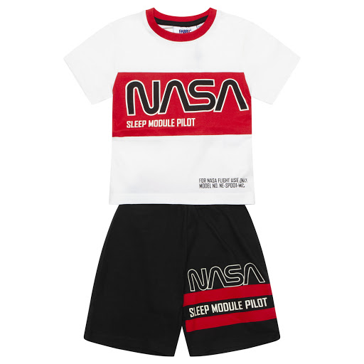 Primary image of Fabric Flavours Nasa Pyjama Set