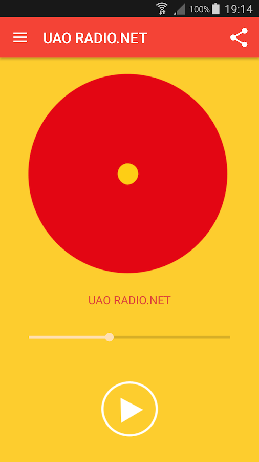 UAO RADIO.NET- screenshot