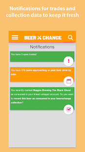 BeerXchange- screenshot thumbnail