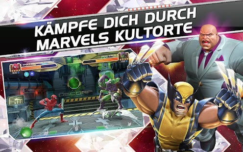 MARVEL Sturm der Superhelden Screenshot