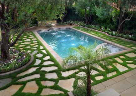 Swimming pool design ideas mga app sa google play for Pool design app