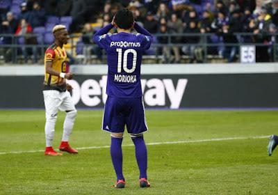 """Nog steeds onduidelijk wie strafschoppen gaat trappen bij Anderlecht: """"Een drietal namen"""""""