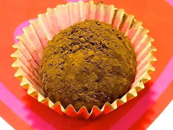 Intoxicating Dark Chocolate Truffles