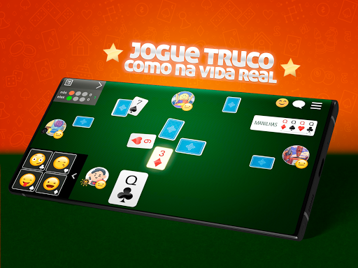 Truco Online - Paulista e Mineiro 98.1.32 screenshots 12