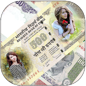 Money Photo Frame