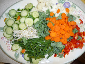 Photo: Robin's Thai salad fixins