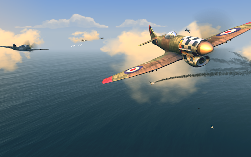 Warplanes: WW2 Dogfight  screenshots 20