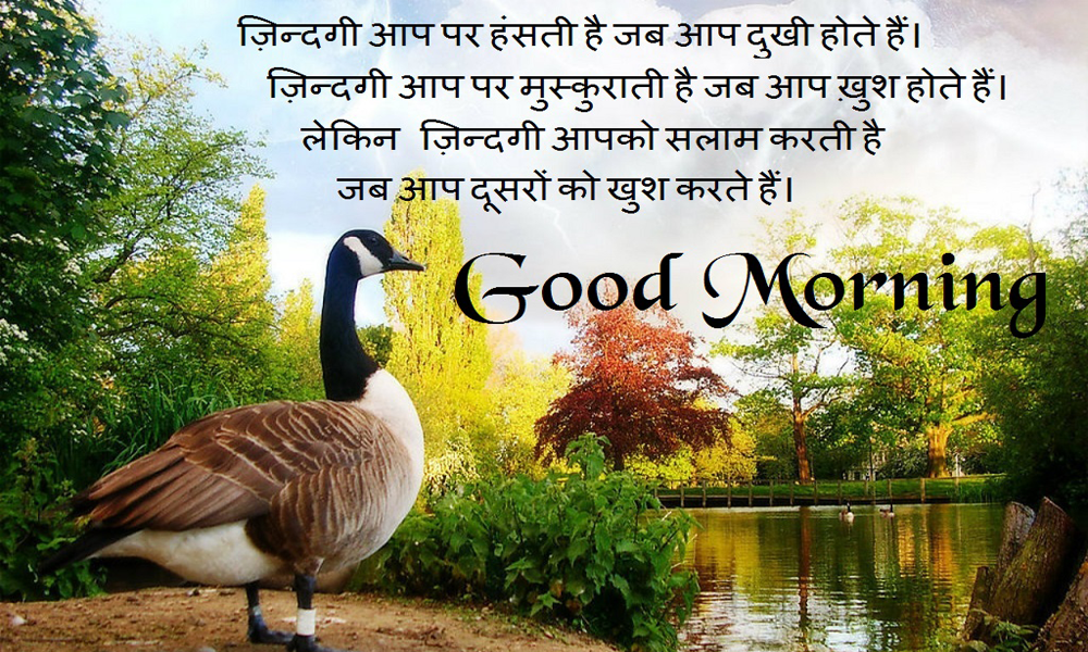 Hindi Good Morning- screenshot