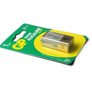 GP Batteries - 6LR61/9V