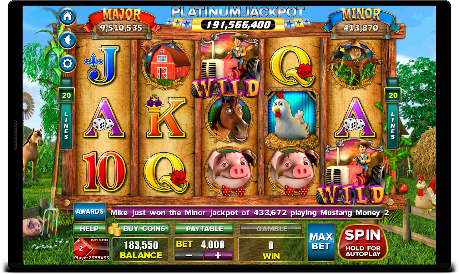 Players Paradise Casino