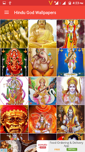 Hindu God Wallpapers 2.3 screenshots 3