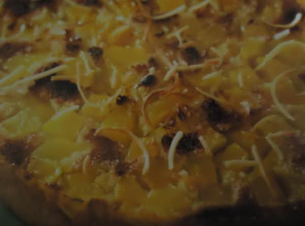My Yummy Mango & Coconut Brulee Cake Recipe