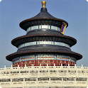 Ancient China - architecture and nature quiz icon
