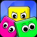 Squarez Move 'n' Match: Block Matching Game icon
