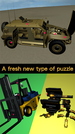 Model Constructor 3D android2mod screenshots 3