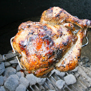 Blueberry Barbecued Chicken