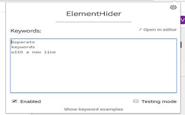 ElementHider