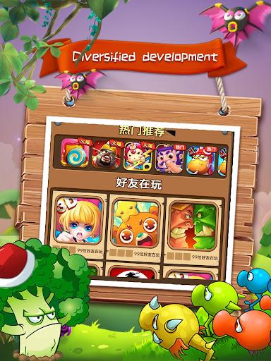 Zombie War - Plant Summoner android2mod screenshots 15