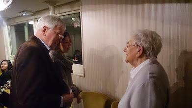 Photo: M.Blüthner, Mme RHEBER et Ginou