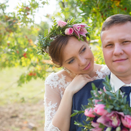 Wedding photographer Sergey Paksyanov (sergeystupino). Photo of 03.10.2015
