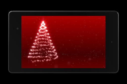 玩免費個人化APP|下載クリスマスツリーライブ壁紙 app不用錢|硬是要APP