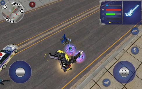 Pickup Truck Robot 5