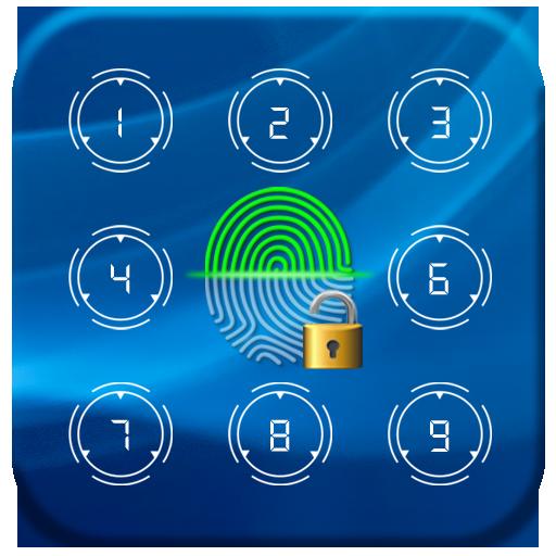 Enter PIN Code to Unlock Mobile Lockscreen