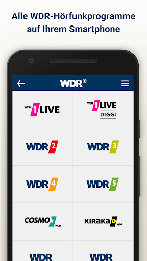 WDR screenshot 1